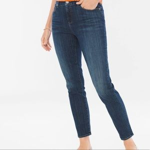 NWT Chico's Size 0.5P Girlfriend Ankle Jeans